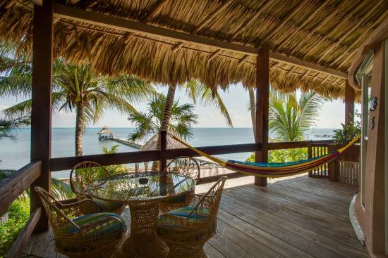 Xanadu Island Resort: View from Ocean Front Honeymoon Loft Suite