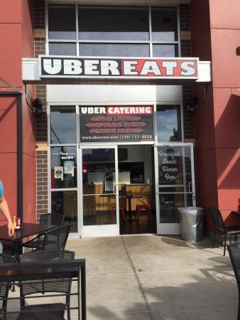 uber eats denver restaurant avis num ro de t l phone photos tripadvisor. Black Bedroom Furniture Sets. Home Design Ideas