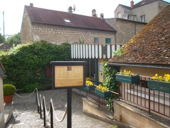 Picture of maison auberge de van gogh auberge for Auberge maison gagne tripadvisor