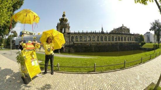 Fuehrungen in und um Dresden
