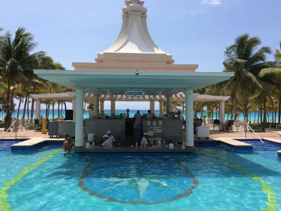 beach in front of rprm picture of hotel riu palace. Black Bedroom Furniture Sets. Home Design Ideas