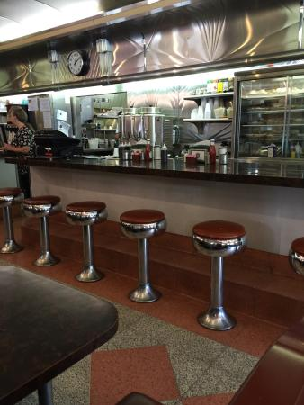 Snydersville Diner: No waiting