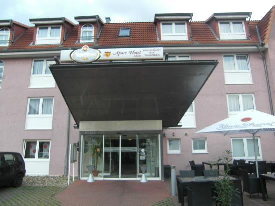 Enkelt leilighet Fulda