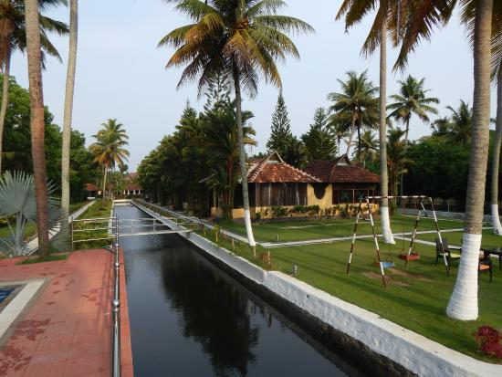 Swimming Pool Picture Of Paradise Resorts Kumarakom Tripadvisor