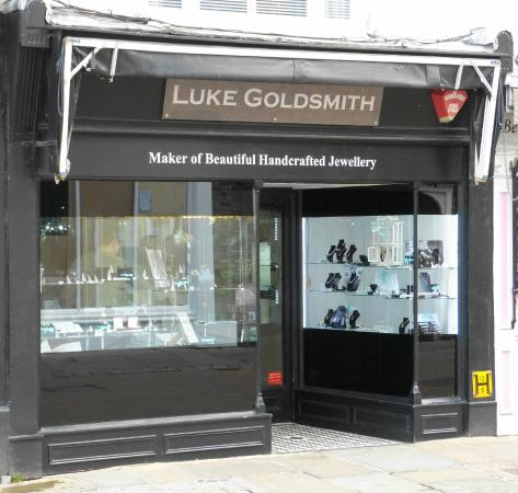Luke Goldsmith Jewellery