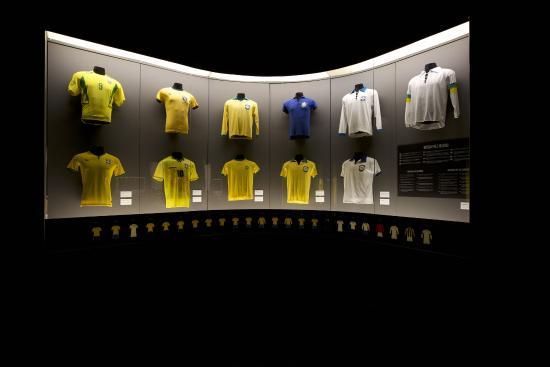 Museu Seleção Brasileira - CBF