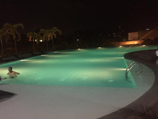 Infinity Pool Picture Of Limketkai Luxe Hotel Cagayan