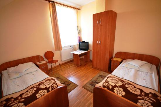 Hotel Kormoran: Pokój dwuosobowy