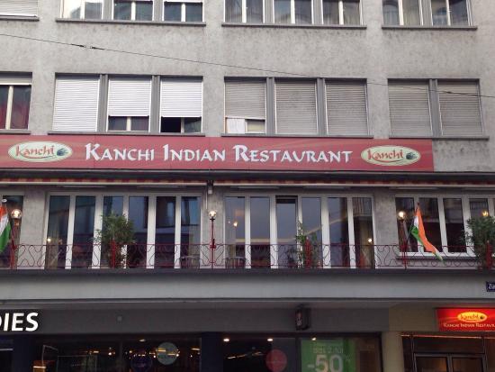 Hotel Ambassador: Kanchi indian restaurant right Opp to ambassador for some indian food