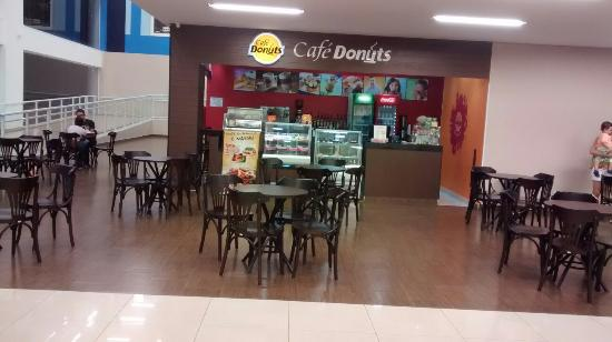 Cafe Donuts Palmas