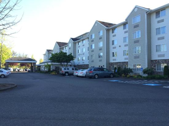 Country Inn & Suites By Carlson, Portland Airport : Country Inn & Suites Portland