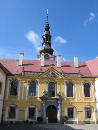 Decin, República Checa: Zámek Děčín