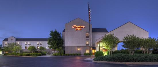 Hampton Inn Tuscaloosa-University: Hampton Inn Tuscaloosa - University