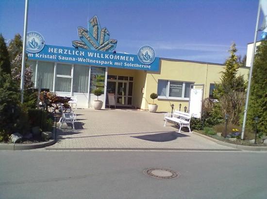 Sauna- Wellnesspark in Bad Klosterlausnitz