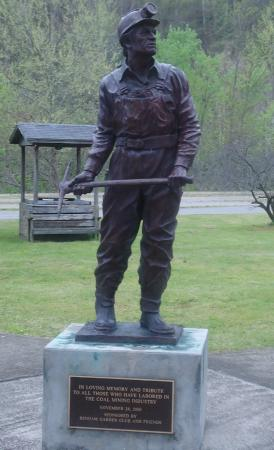 Kentucky Coal Mining Museum: Remember those who sacrificed