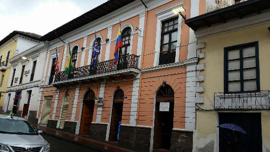 Hotel Catedral Internacional