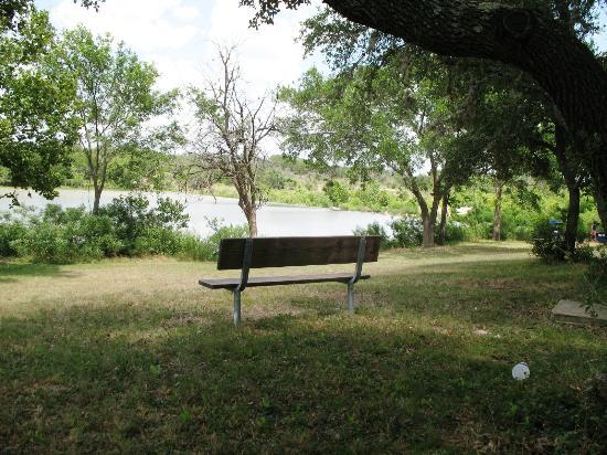 Pedernales River Nature Park Johnson City Tx