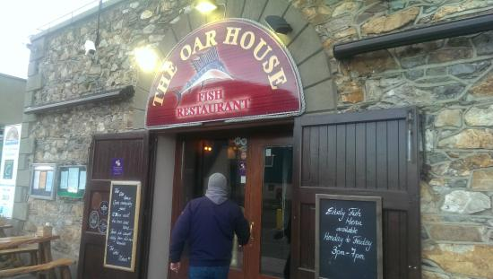 Starters picture of the oar house fish restaurant howth for The fish house restaurant