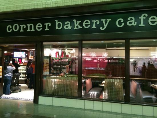 Corner Bakery Cafe Dallas Tx