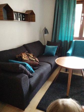 Hotell Liseberg Heden: Cozy decor
