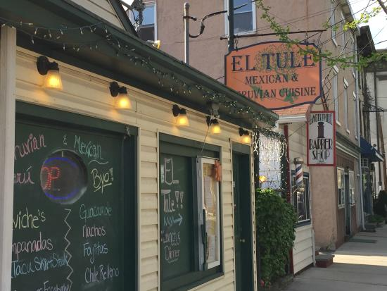 El Tule Mexican Restaurant Lambertville Nj