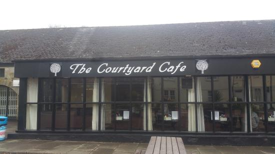 The Courtyard Cafe at Polkemmet Country Park