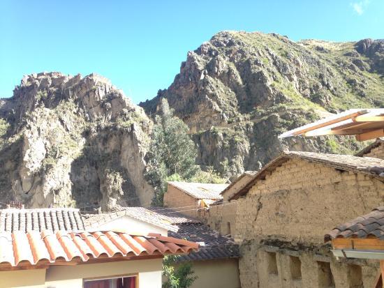 Tikawasi Valley Hotel: Vista desde nuestra habitación!