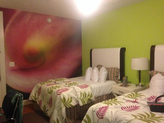 Hotel Indigo St Petersburg Downtown North: Our room