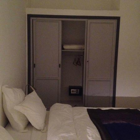 Riad Samarine: Vue de la chambre