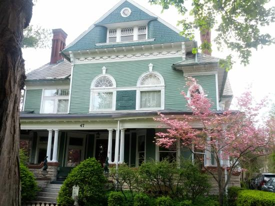 Greenhouse Bed Breakfast Chillicothe Oh