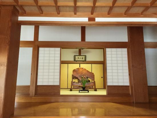 Jizoin: 玄関