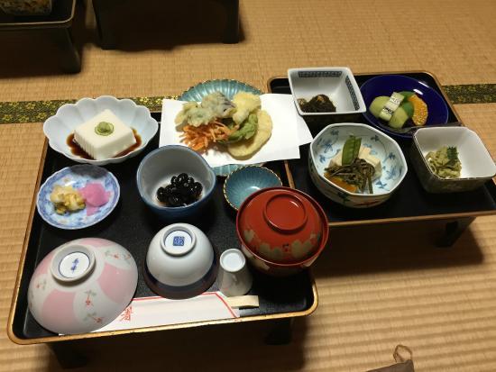 Jizoin: 夕食