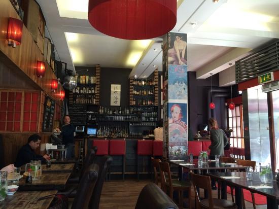 Photo of Japanese Restaurant Ukiyo Bar at 7-9 Exchequer Street, Dublin D.2, Ireland