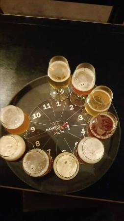 Hashigo Zake: $35 beer sampler