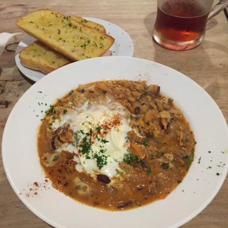 Mussel Inn: Real yummy!!