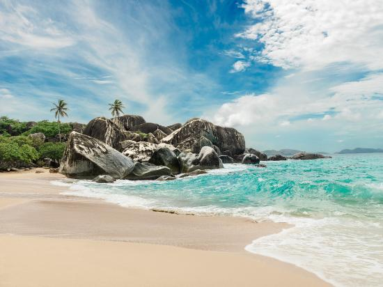 British Virgin Islands: The Baths National Park, Virgin Gorda