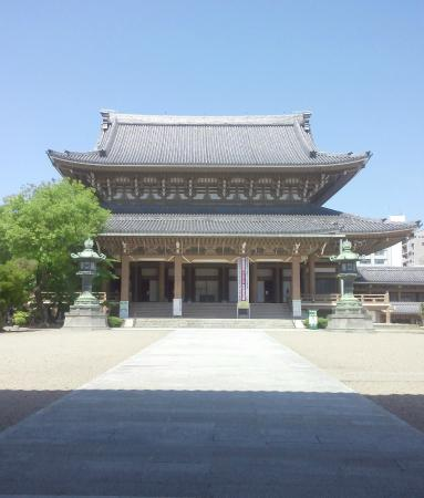 Shinshu Otaniha Nagoya Betsuin: 本堂