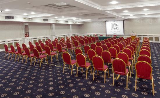 Ambassador Hotel & Health Club Cork : Conference Suite