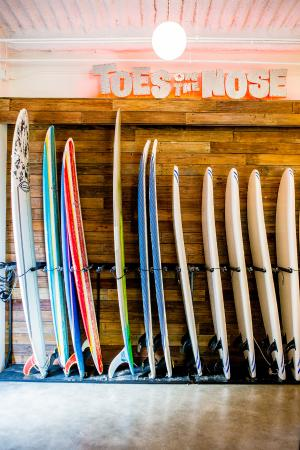 Toes on the Nose Surf Shop