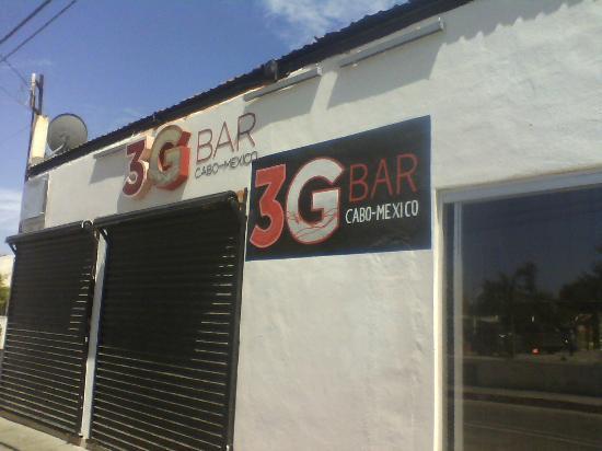 3G Bar Cabo Mexico Photo