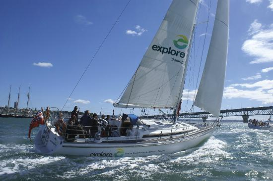Explore - Auckland Harbour Sailing