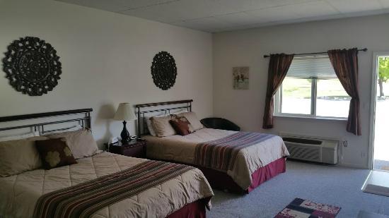 Chelan Valley Inn: Sleeping Area #9