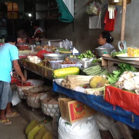 Rumah Desa Balinese Home and Cooking Studio: Market