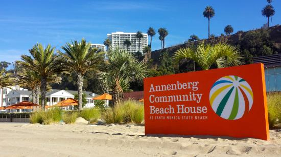 ‪Annenberg Community Beach House‬