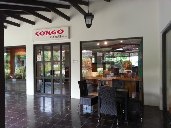 San Jose Metro, คอสตาริกา: New location of our CONGO store (other corner of Pacifico)
