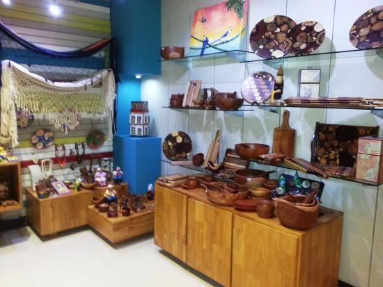 Congo - Costa Rican Handmade Gift Shop: Wooden kitchen accesories and souvenirs