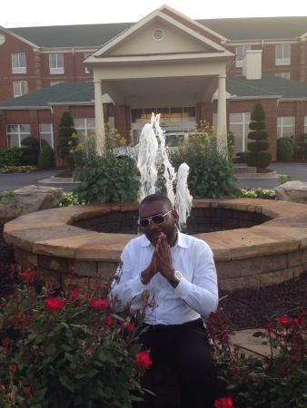 Hilton Garden Inn Atlanta South-McDonough : In the garden