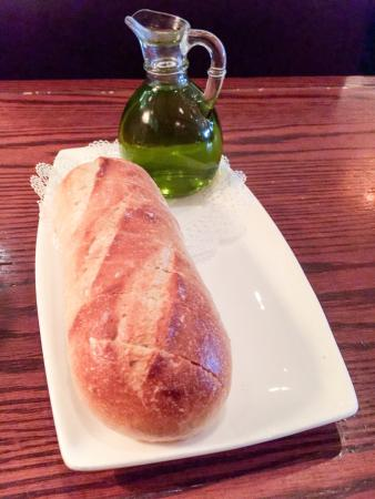 111 Chop House : The warm bread...