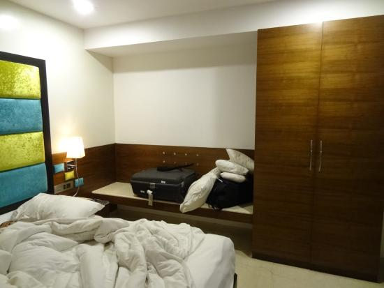 La Woods Hotel : the room - very nice and comfortable
