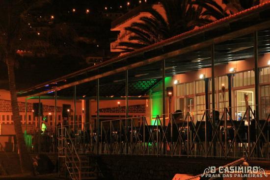 Restaurante Praia Das Palmeiras